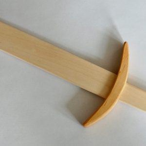 Puinen ritarin miekka